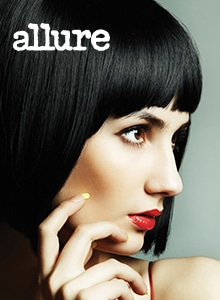 Advertise In A Local Magazine - Allure - U.S.A.