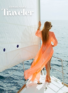 Advertise In A Local Magazine - Conde Nast Traveler - U.S.A.
