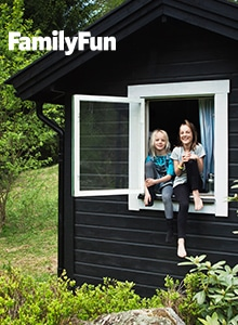 Advertise in FamilyFun in more than 100 local markets across the U.S.