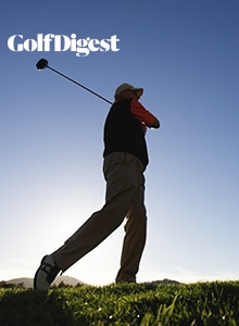 Advertise In A Local Magazine - Golf Digest - U.S.A.