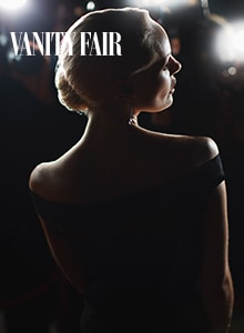 Advertise In A Local Magazine - Vanity Fair - U.S.A.
