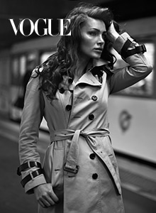 Advertise In A Local Magazine - Vogue - U.S.A.