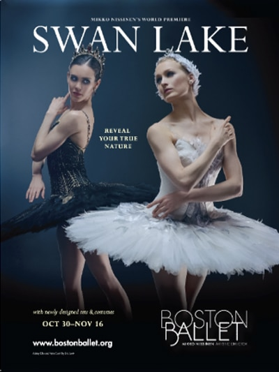 Boston Ballet Case Study - Local Print Magazine & Digital Advertising in The New Yorker, Vanity Fair& Vogue