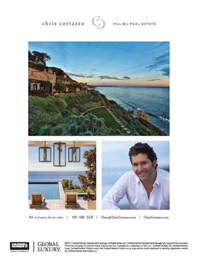 Coldwell Banker Case Study - Local Print Magazine & Digital Advertising in Architectural Digest