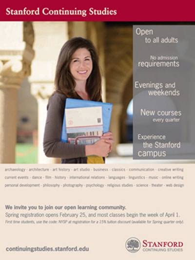 Stanford University Case Study - Geo-Targeted Ad Campaign in The New Yorker